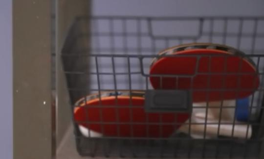 Bordtennisbad - Genbrug