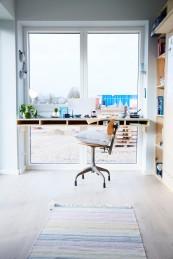 Ekstra værelse - Gul lejlighed , udsigt