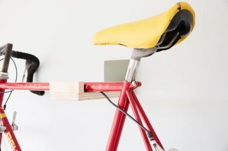 Ekstra værelse - Gul lejlighed cykel