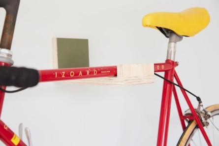 Ekstra værelse - Gul lejlighed - cykelophæng