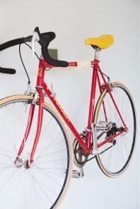 cykel - gul lejlighed