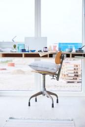 Ekstra værelse - Gul lejlighed stol