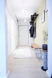 Entre - Gul lejlighed