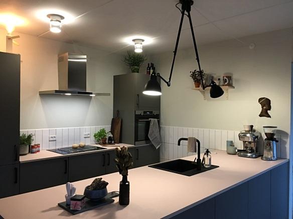 Køkken Gul lejlighed