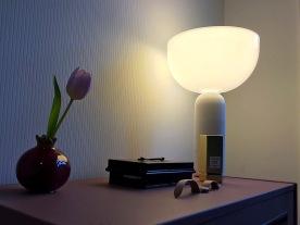 Nibs + lampe
