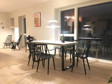 Spisebord - Beton