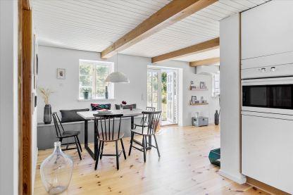 CraftedbyMK - Køkken og spisekrog