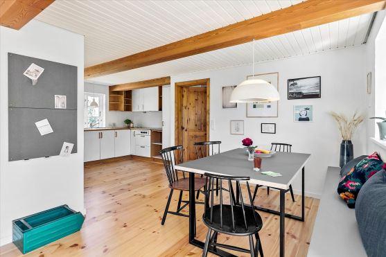 CraftedbyMK -Køkken og spisekrog